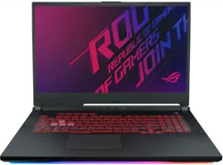 Asus ROG Strix G G731GT-AU041T Gaming Laptop (9th Gen Core i5/ 8GB/ 512GB SSD/ Win10/ 4GB Graph)