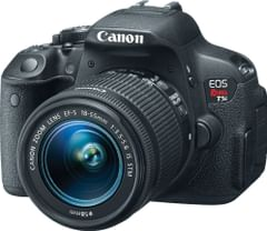 Canon EOS Rebel T5i 18MP DSLR Camera (18-55mm IS STM + 75-300mm III Lens)