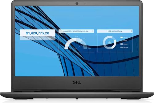 Dell Vostro 3401 Laptop (10th Gen Core i3/ 4GB/ 1TB/ Win10 Home)