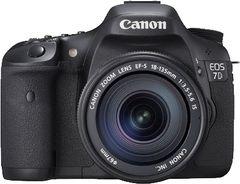 Canon EOS 7D SLR (Kit II (EF-S 18-135mm IS))