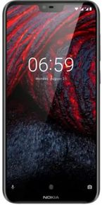 Nokia 6.1 Plus (6GB RAM + 64GB) vs Nokia 7.2
