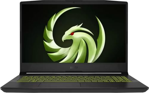 MSI Alpha 15 B5EEK-029IN Gaming Laptop (Ryzen 7 /16GB/ 1TB SSD/ Win10 Home/ 8GB Graph)