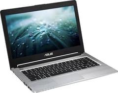 Asus 15.6-Inch Laptop S56Cm-Xo177H (2nd gen Ci3/4GB/2GB/Win8)