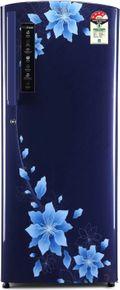 Marq By Flipkart 190DD5SMQBP 190 L 4 Star Single Door Refrigerator