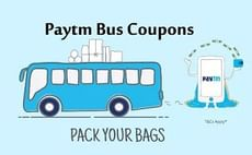 Get Upto Rs. 150 Cashback on Bus Ticket Bookings via Paytm | For All Users