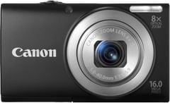 Canon PowerShot A4000 IS Point & Shoot