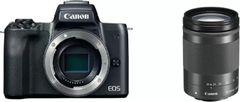 Canon M50 Mirrorless Camera Single Lens  (EF M18-150mm f/3.5-6.3 IS STM)