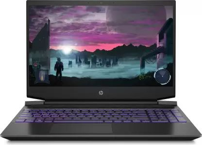 HP Pavilion 15-ec0104AX Gaming Laptop (Ryzen 5/ 8GB/ 512GB SSD/ Win10 Home/ 4GB Graph)