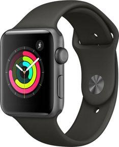 3597b10ffe8 Apple Watch Series 3 GPS 38mm Smart Watch Best Price in India 2019 ...