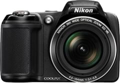 Nikon Coolpix L320 Advance Point and Shoot