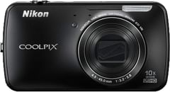 Nikon Coolpix S800c Point & Shoot