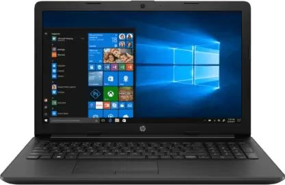 HP 15-da0411tu Laptop (8th Gen Core i3/ 4GB/ 1TB/ Win10 Home)