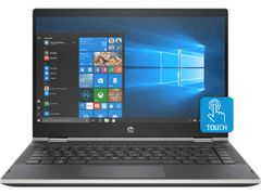 HP Pavilion x360 14-cd0076tu Laptop (8th Gen Ci3/ 4GB/ 1TB/ Win10/ Touch)