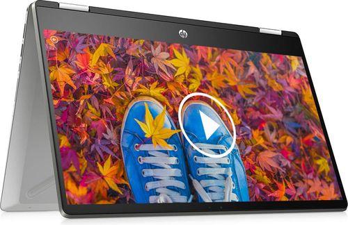 HP Pavilion x360 14-dh1181tu Laptop (10th Gen Core i3/ 8GB/ 256GB SSD/ Win10)