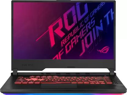 Asus ROG Strix G G531GT-AL017T Gaming Laptop (9th Gen Core i7/ 8GB/ 512GB SSD/ Win10 Home/ 4GB Graph)