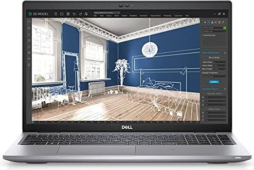 Dell Precision 3560 Laptop (11th Gen Core i7/ 8GB/ 512GB SSD/ Win10 Pro)