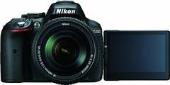 Nikon D5300 DSLR (AF-S 18-140mm VR Kit Lens)