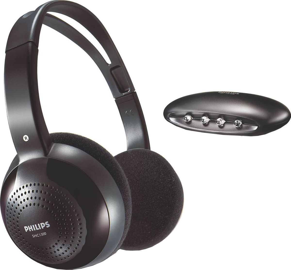 01485b69d94 Philips SHC1300 Wireless Headphones (Over the Head) Best Price in India  2019, Specs & Review | Smartprix