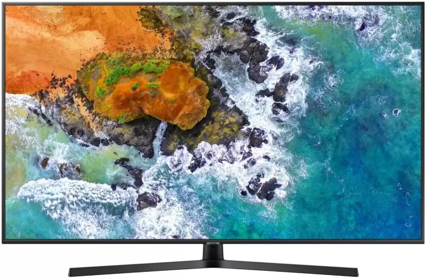 c2ceac413 Samsung 55NU7470 (55-inch) Ultra HD 4K LED TV Best Price in India 2019
