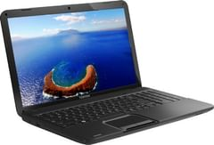 Toshiba C850D-M0010 Laptop (APU Dual Core/ 2GB/ 320GB/ No OS)