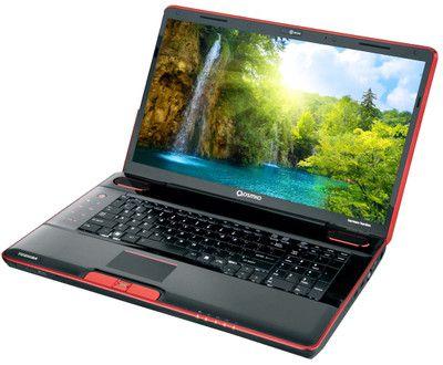 Toshiba Qosmio X500-X8310 Laptop (2nd Gen Ci7/ 4GB/ 1.5TB/ Win7 HP/ 1.5GB Graph)