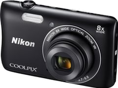 Nikon Coolpix S3700 Point & Shoot Camera
