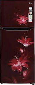 LG GL-N292BPGY 260 L 2 Star Double Door Inverter Refrigerator