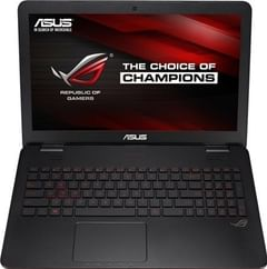 Asus G551JK-DM053H ROG Series Laptop(4th gen Ci7/ 8GB/ 1TB/ 2GB Graph/ Win8.1)