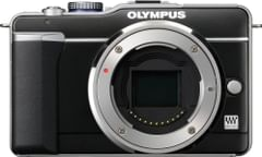 OLYMPUS E-PL1 12.3MP Pen Camera