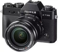 Fujifilm X-T20 Mirrorless Digital Camera with 18-55 mm Lens
