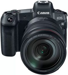 Canon EOS R 30.3 MP Mirrorless Camera ( RF24-105 mm f/4L IS USM Lens)