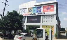 Exterior Wash & Wheel Alignment By Carmasters