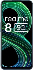 Realme 8 5G (8GB RAM + 128GB) vs Realme 8 5G