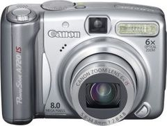Canon PowerShot A720 IS 8MP Digital Camera