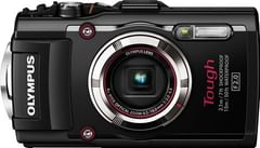 Olympus TG-3 16 MP Point & Shoot Camera