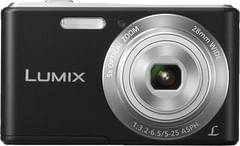 Panasonic Lumix DMC-F5 Point & Shoot