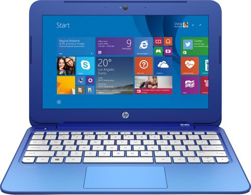 HP Stream 11-d023tu (L2Z29PA) Notebook (CDC/ 2GB/ 32GB EMMC/ Win8.1) (3G Enabled)