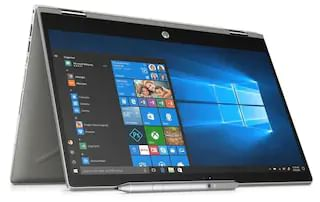 HP Pavilion TouchSmart 14 X360 14-cd0050TU (4BV22PA) Laptop (8th Gen Core i5/ 8GB/ 256GB SSD/ Win10)