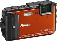 Nikon Coolpix AW130 Point & Shoot