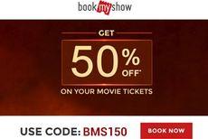 Get 50% OFF on Movie Ticket Booking   Minimum 2 Tickets