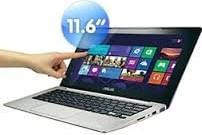 Asus F202E-CT111H Notebook (CDC/ 2GB/ 320GB/ Win8/ Touch)