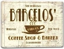 BARCELOS' Hot / Cold Coffee with access to workspace area