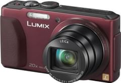 Panasonic DMC-TZ40 Digital Camera (Black) With Wi FI NFC