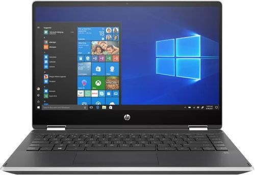 HP Pavilion x360 14-dh0107TU (7AL87PA) Laptop (8th Gen Core i3/ 4GB/ 256GB SSD/ Win10 Home)