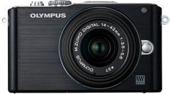 Olympus PEN Lite E-PL3 Mirrorless (14-42mm Kit Lens)