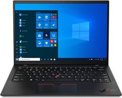 Lenovo ThinkPad X1 Carbon 20XWS03T00 Laptop (11th Gen Core i7/ 16GB/ 1TB SSD/ Win10 Pro)