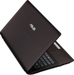 Asus X53TK-SX056D Laptop (APU Quad Core A6/ 4GB/ 320GB/ DOS/ 1GB Graph)