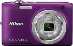 Nikon Coolpix S2800 Point & Shoot