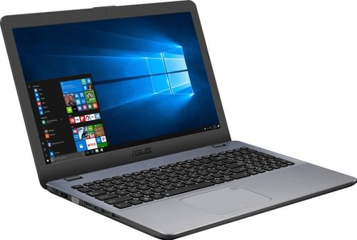Asus VivoBook X542BA-GQ024T Laptop (APU Dual Core A9/ 4GB/ 500GB/ Win10 Home)