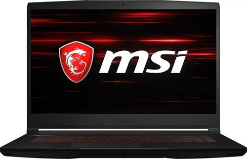 MSI GF63 Thin 9SCXR-862IN Gaming Laptop (9th Gen Core i5/ 8GB/ 1TB HDD/ Win10 Home/ 4GB Graph)
